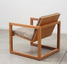 Easy Wooden Chairs