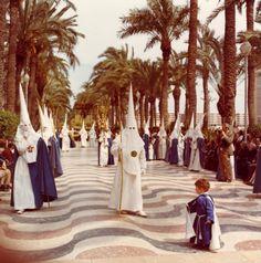 Galería fotográfica de #SemanaSanta del Archivo Municipal de #Alicante  #alicantessanta17