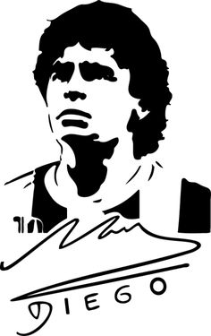 Sticker Diego Maradona