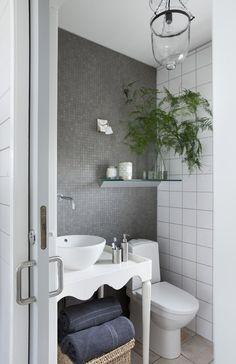 Trænger dit badeværelse til et friskt pust? Det kræver ikke alverden. Se bare her.