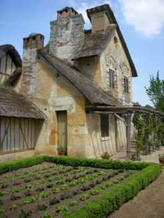 Charmed by the simple, country life, Marie-Antoinette commissioned the construction of Queen's Hamlet on the grounds of Versailles in 1783.