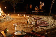 Let's Enjoy of #Bonfire Activities of Solluna #Resort