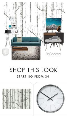 """""""BoConcept Home Berlin"""" by bha-01 on Polyvore featuring interior, interiors, interior design, Zuhause, home decor, interior decorating und BoConcept"""