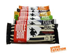 MuleBar Taster Pack - The Feed Station - Endurance Sports Nutrition