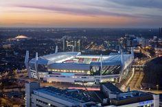 Mooiste stadion van Nederland!