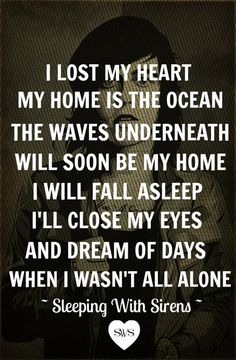 Don't Fall Asleep At The Helm - Sleeping With Sirens