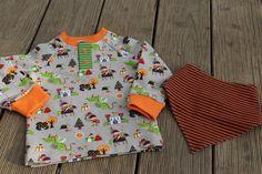 Farfallina-kids: Ritterburg-Shirt