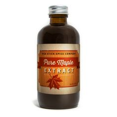Pure Maple Extract