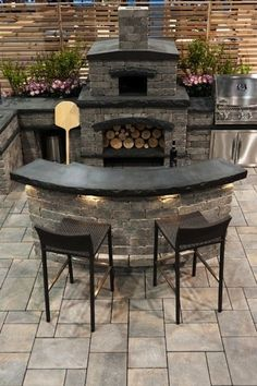 Backyards with beautiful and functional outdoor kitchens are becoming must-haves for potential homebuyers and and homeowners looking to amp up their outdoor living spaces. Open-air kitchens come in all sizes. Whether you have a tiny and compact deck or a large covered patio, there's an outdoor kitchen perfectly suited to your environment. Many designs include...Read More »