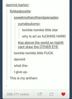 As someone who draws 24/7 this is so damn relatable
