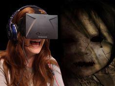 Alone in the Rift: Oculus Rift Horror Game