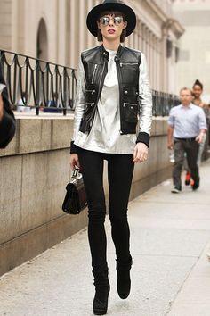 5 legit ways to wear leather this season