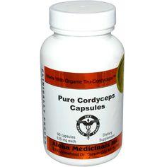 Kordiceps čist 525mg je izuzetno dobar za lečenje mnogih bolesti , povećanje energije, povećanje belih krvnih zrnaca, imuni sistem i razvoj kostiju