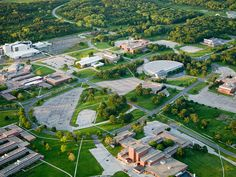 Located on 1,700 acres just outside Chicago, Argonne National Laboratory is completely encircled by Waterfall Glen Forest Preserve.