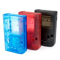 This replacement shell is made ofhigh quality ABS plastic like the original DMG shell. It comes with the front, back, and battery cover only. It does not include any buttons, parts, or screws.
