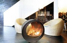 68 Ideas creative furniture ads bored panda for 2019 Deck Furniture Layout, Furniture Ads, Living Furniture, Interior Exterior, Exterior Design, Metal Fire Pit, Fire Pit Designs, Fireplace Design, Cozy House