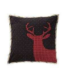 Cremieux Trenton 18 Deer Decorative Pillow #Dillards