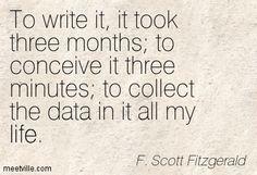 F-Scott-Fitzgerald #BigData #quote