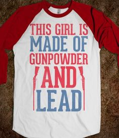 Gunpowder & Lead (Baseball Tee)-Unisex White/Red T-Shirt from Skreened. Saved to Epic Wishlist. Country Fashion, Country Outfits, Country Girls, Country Style, Lyric Shirts, Tee Shirts, Baseball Tees, Baseball Outfits, Miranda Lambert