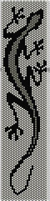 Схемы мозаикой для браслетов. Украшения из бисера различной сложности и стиля исполнения. Мои работы с бисером и работы разных мастеров - примеры для вдохновения.