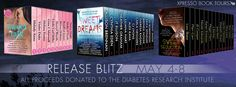 RELEASE WEEK BLITZ: CURE OF DIABETES - ANTHOLOGY + GIVEAWAYS