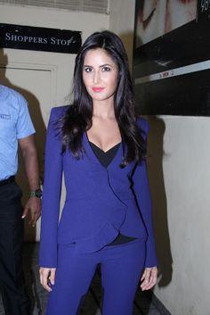 "celebstills: Katrina Kaif At ""Phantom"" Movie Trailer Launch At PVR Cinema, Mumbai"