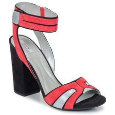 Sandalen / Sandaletten Geox NOLINA Rose - Kostenloser Versand ! - Schuhe Damen 125,00 €