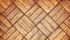 Cleaning a Parquet Floor