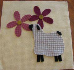 Wool Applique Tutorial