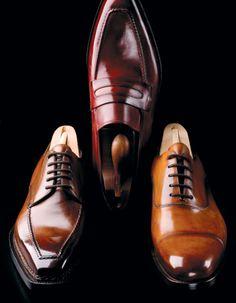 Handmade Shoes, Paolo Scafora, Italy