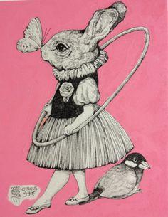 Yuko Higuchi - Rabbit