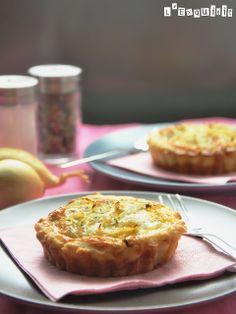 Tartaletas de cebolla y gorgonzola | L'Exquisit