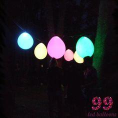 Ballonnen met LED-verlichting (set van 5) - School | Pinterest ...