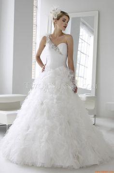 Vestidos de noiva Moonlight D8034 Spring 2013