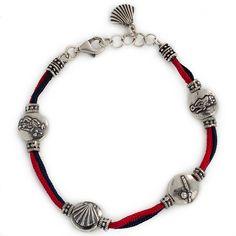 """Aquí tenéis uno de los modelos de pulsera de la marca """"La Pulsera del Camino"""" Os gusta ?"""