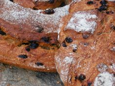 Traditional Finnish Baking Recipes - Lady's Baking Lair - Nutty Raisin Bread