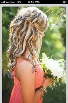 Lovely braid...looks great with highlighted hair