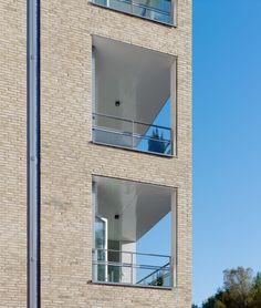 KUB arkitekter | BRF Alfa, Gibraltargatan