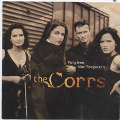 The Corrs-Forgiven Not Forgotten CD #PopCelticPop1990s