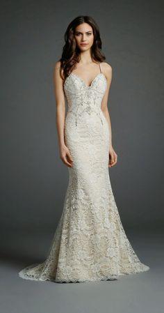 Alvina Valenta Fall 2014 Bridal Collection