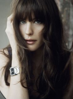Liv Tyler. There is no ship now that can bear me hence.
