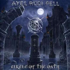 "L'album di #AlexRudiPell intitolato ""Circle Of The Oath""."