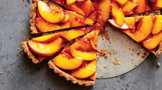 Looking for a delicious vegan recipe that will use up all those amazing summer peaches? Look no further.