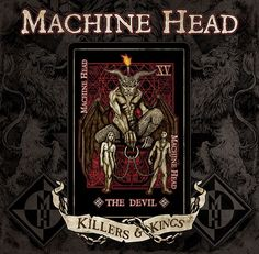 Machine Head Killers and Kings Song