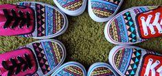 DIY Report: Aztec Vans