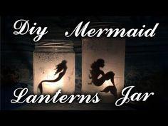 Mason Jar Fairy Lanterns - YouTube