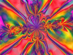 The Psychedelic Appeal by CourtneyART on deviantART