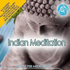 Indian Meditation - Musica Per Meditazione 2 Cd Audio Musica Wellness relax New…