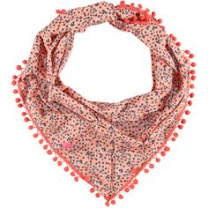 Girl Style, My Style, Girl Fashion, Coral, Bambi, Crochet, Scarves, Kids, Accessories