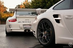 GT3 or Turbo? Decisions, decisions!